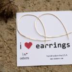 L.A. Osborn earrings