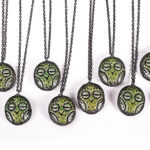 Sleepy Owl necklaces